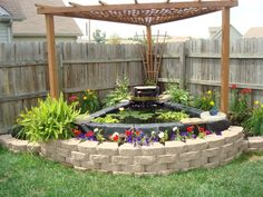 above ground turtle ponds for backyards - Bing Images Outdoor Ponds, Ponds Backyard, Backyard Ideas, Above Ground Pond, Raised Pond, Goldfish Pond, Building A Pond, Turtle Pond, Pond Waterfall