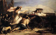Agustina de Aragón, el símbolo de una nación  http://revistadehistoria.es/agustina-de-aragon-el-simbolo-de-una-nacion/