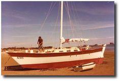 Tanenui - Fibreglass - Self-Build Boat Plans | James Wharram Designs