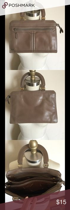 Vintage portfolio purse Has multiple inner sections. In good condition. Phillippe Bags