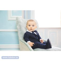 Best Designer Baby Winter Holiday 2016 Looks Baby Boy Wedding Outfit, Cute Baby Boy Outfits, Kids Outfits, Baby Boy Suit, Baby Boy Dress, Baby Boys, Newborn Fashion, Baby Boy Fashion, Kids Fashion