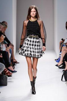 Balmain - Printemps-ete 2014 - Paris Fashion week