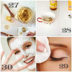 30 DIY beauty treatments | The Brightness Project