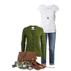 """Leaf"" by archimedes16 on Polyvore"