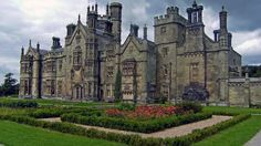 Port Talbot's Margam Castle,Tara Galilor