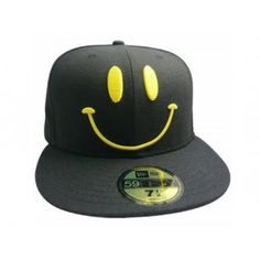 new era taeyang smiley hat,  Smiles all day every day!!