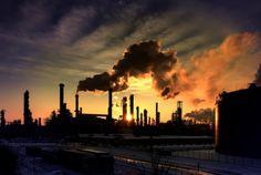 Refinery, Austria  by *focusgallery