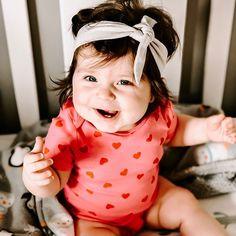 Oh, my heart ❤️ . Kids Z, Cute Kids, Stylish Kids, My Heart, Knots, Model, Baby, Top, Instagram