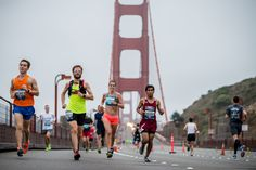 From open ocean to winding rivers, take in scenic views while logging miles at your next race.