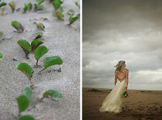 Boho Literary Themed Beach Wedding by Andrea Carlyle River Lodge, Real Weddings, Anna, Boho, Beach, The Beach, Beaches, Bohemian, Boho Aesthetic