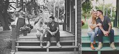 sawyer & dale:  engaged     edmonton wedding photographer