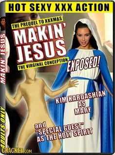 The 17 Worst Christmas Specials Possible #Kardashian
