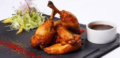 [G.Graff Restaurant // Moscow] Tandoori Chicken, Chicken Wings, Moscow, Restaurant, Meat, Ethnic Recipes, Food, Twist Restaurant, Meal