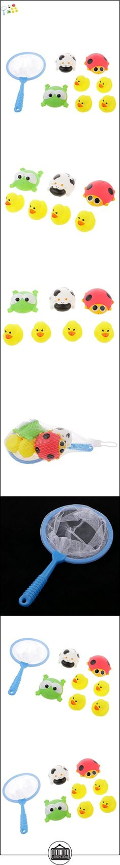 7pcs Juguetes de Baño Mini Animal Caucho de Tiempo de la Pesca  ✿ Seguridad para tu bebé - (Protege a tus hijos) ✿ ▬► Ver oferta: http://comprar.io/goto/B01MAWOR7K