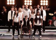 Glee. keep holding on