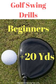 Golf Tips For Beginners Learn the best golf swing drills to start hitting explosive golf drives. Watch the Monster Golf Swing Video and add over 20 yards to your tee shots TODAY! Used Golf Clubs, Golf Chipping, Golf Videos, Golf Club Sets, Golf Drivers, Driving Tips, Golf Putting, Golf Exercises, Golf Tips For Beginners