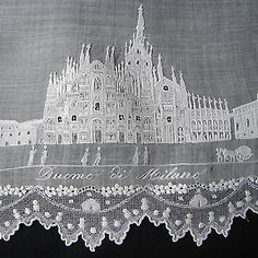 Maria Niforos - Fine Antique Lace, Linens & Textiles : Antique Lace oh my word! Absolutely gorgeous!