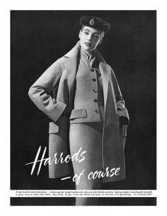 1956 Harrods ad