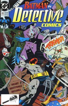 Detective Comics (1937 1st Series) 613 DC Comic Book modern era covers Batman Dark Knight Gotham New 52