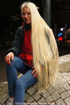 Very Long Hair - Cheveux hyper long