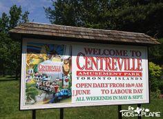 Centreville Amusement Park Toronto Ontario Review
