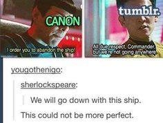 I ship Spock & Uhura