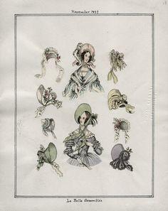 La Belle Assemblee November 1837 LAPL