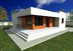 Jan 2020 - Whispered Single Story Modern House Plan Secrets Design Exterior single s. Modern Roof Design, Flat Roof Design, Flat Roof House Designs, Minimal House Design, Loft House Design, Bungalow Haus Design, Country House Design, Floor Design, Stilt House Plans