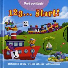 Martinus.sk > Knihy: 123... štart! (Brenda Apsley) Luigi, Mario, Fictional Characters, Fantasy Characters