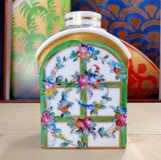 Rare Antique French Sevres Porcelain Tea Canister Pot Vase 1753 Bottle China   eBay