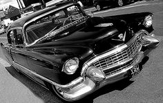 This is a real classic car back in the 50's.