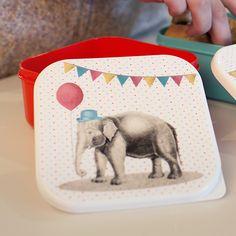 https://www.sassandbelle.co.uk/Elephant Square Lunch Box