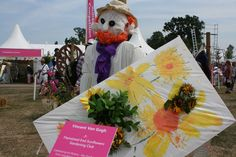 School Gardening RHS Hampton Court Flower Show 2015