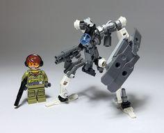 https://flic.kr/p/QpRVuP | Sentry robot-01