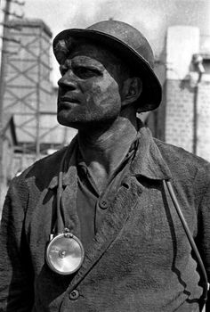 Soviet Epoch In Photos by Mark Markov-Grinberg - English Russia City Of Ember, Coal Miners, Industrial Photography, Chef D Oeuvre, National Gallery Of Art, Epoch, Fine Art Photography, White Photography, Photo Library