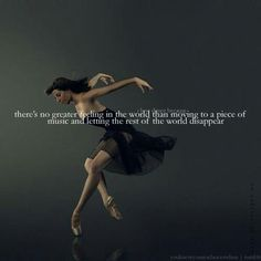 Dancing quote (: