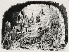 King Kull, by Marie and John Severin.