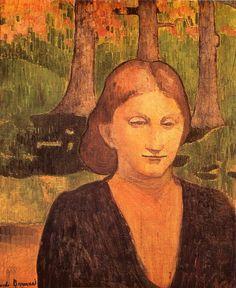 Emile Bernard : Madeleine