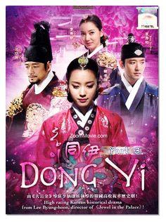 Dong Yi 동이 (Jewel In The Palace) - Korea,