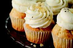 Ovenly Lemon Ginger Beer Cupcakes - you'll feel like you're on cupcake wars!