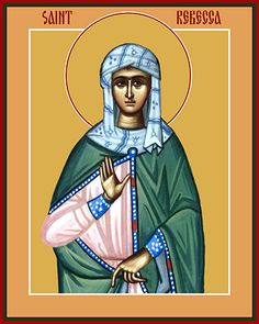 St. Rebecca the Righteous