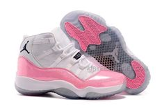 https://www.airyeezyshoes.com/2015-air-jordan-11-gs-custom-white-and-pink-11s-girls-for-sale.html 2015 AIR JORDAN 11 GS CUSTOM WHITE AND PINK 11S GIRLS FOR SALE Only $89.00 , Free Shipping!