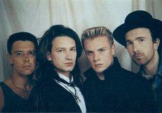U2's Early Days