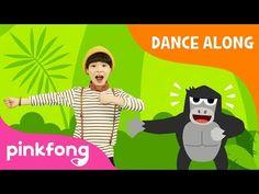 Jungle Boogie Dance | Dance Along | Pinkfong Songs for Children