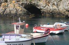 Île d'Ouessant - Port du Stiff, envie d'évasion. Finistère, Bretagne, France. (c) Marie Bambelle. Aucune utilisation sans mon accord préalable et sans mention.