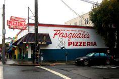 Pasquale's Pizzeria (SF, CA)
