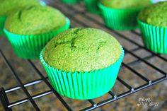 Simple spinach muffin recipe