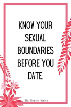 Dating tips and dating advice for women who want to date successfully and find a committed relationship. Learn how to date and dating hacks and the best dating quotes to help you find love. Or join our community for women who want to build strong love lives at The Flourish Project