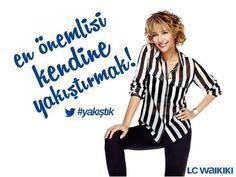 Mehmet Günsür ve Gülse Birsel LC Waikikinin Reklam Yüzü Oldu! - SesBenim Türkiyenin Sanal Dergisi