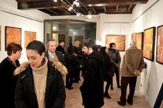 """Mostra personale: """"Alla scoperta dell'anima mundi"""" - Galleria ArteArte - Mantova - 14 febbraio - 7 marzo 2014"""